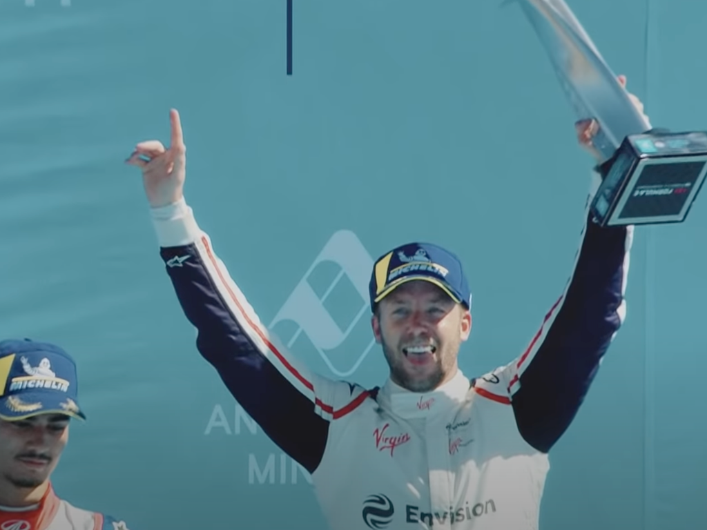 "Formula E ""Racing driver fitness"""