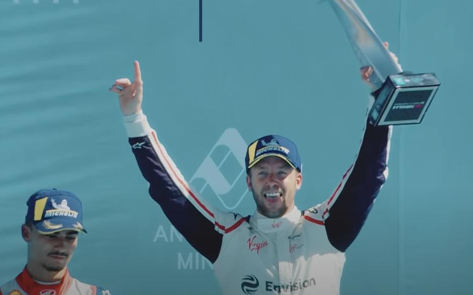 """Formula E """"Driver's fitness regime - Sam Bird"""" -"""