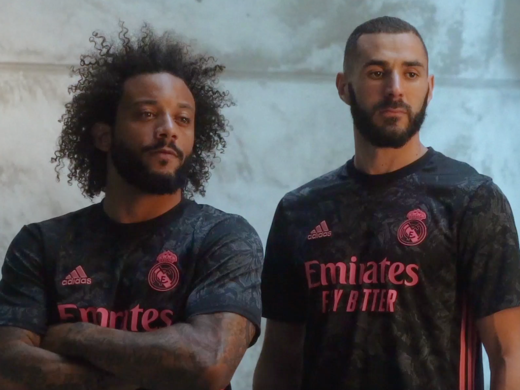 "adidas ""Real Madrid - Third kit 2021"""