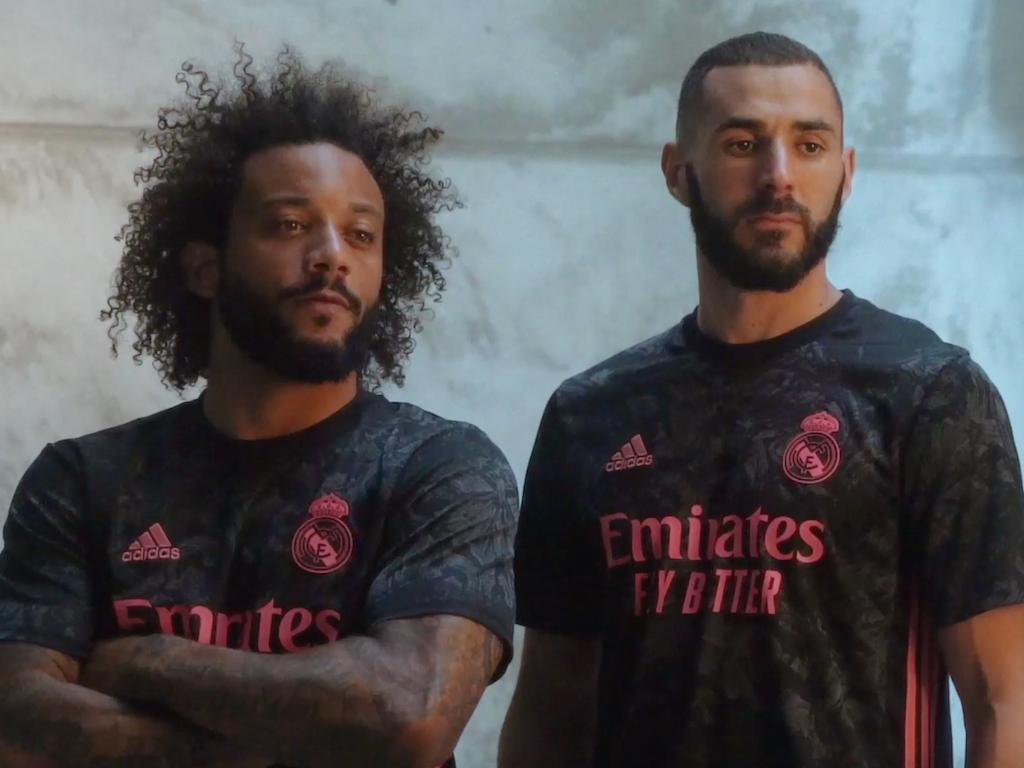 "adidas ""Real Madrid - Third kit 2021"""