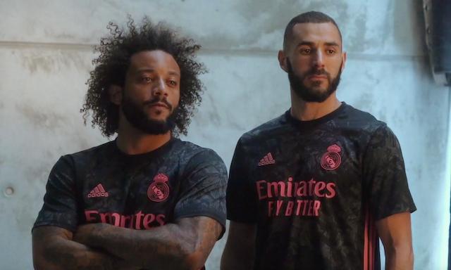 "adidas Real Madrid ""Third kit 2021"""
