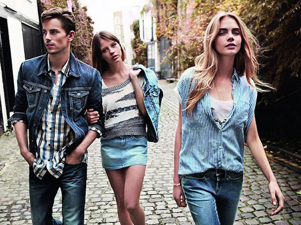 "Pepe Jeans  ""SS 13"""