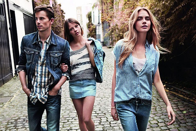 """Pepe Jeans  """"Spring Summer 13"""" -"""