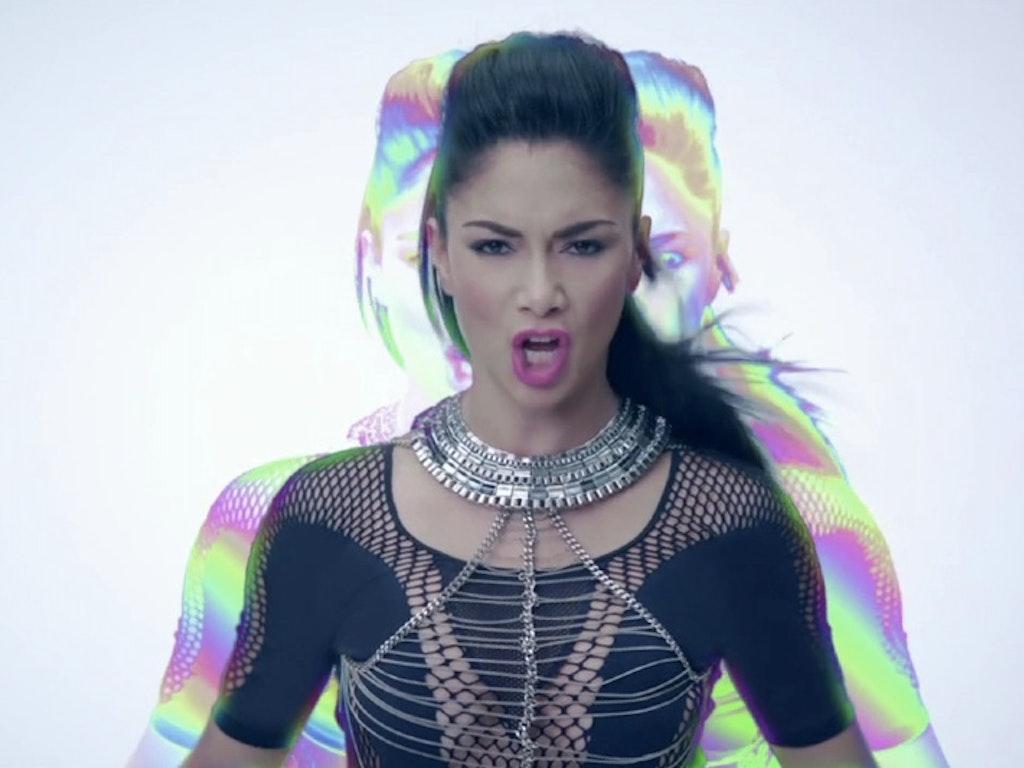 "Nicole Scherzinger ""Boomerang"""