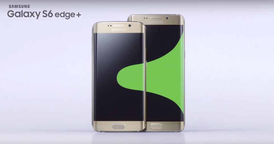 Samsung Galaxy S6 edge+ -