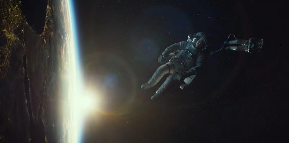 Gravity (Academy Award winner) -