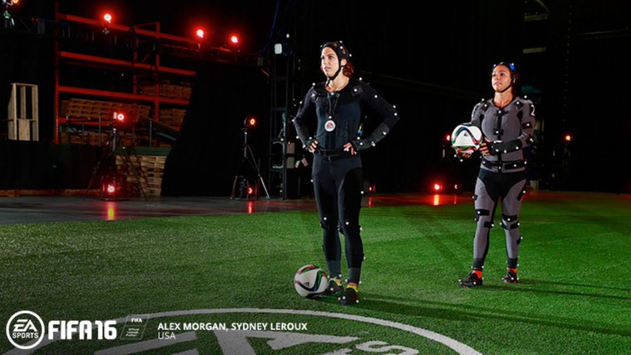 "EA SPORTS ""FIFA 16 - Women's National Teams"""