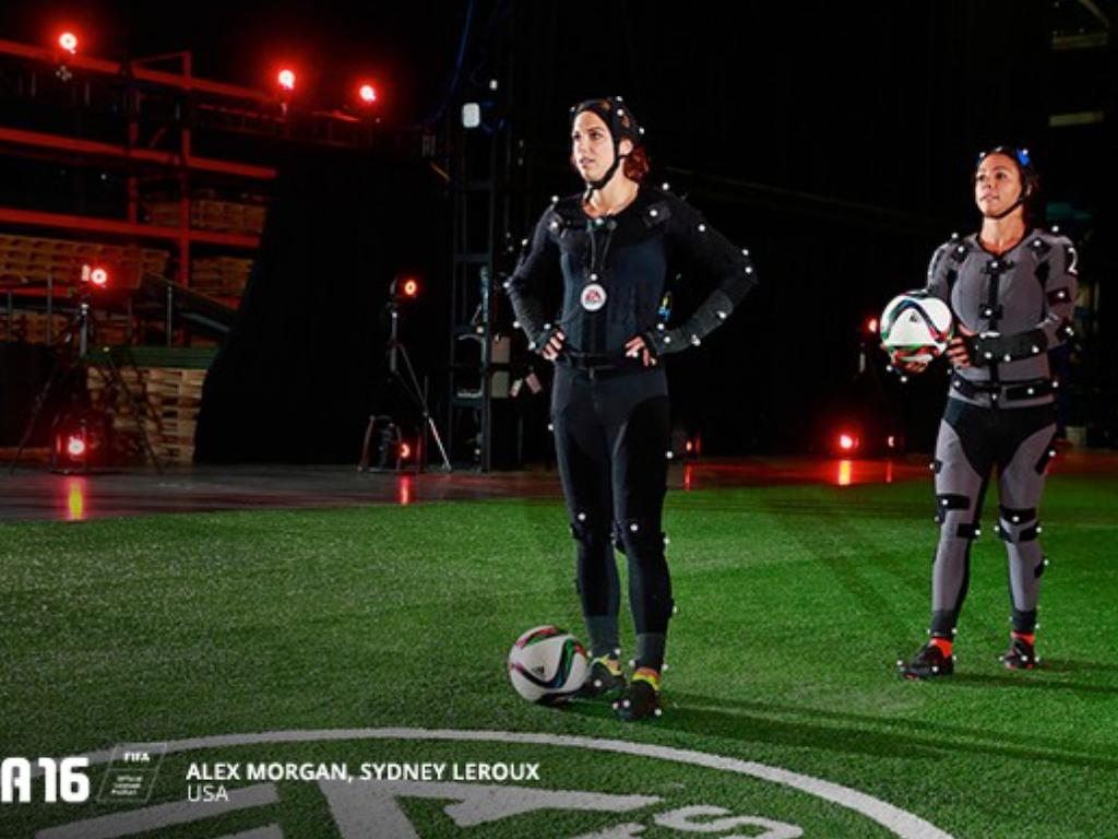 """EA SPORTS """"FIFA 16 - Women's National Teams"""""""