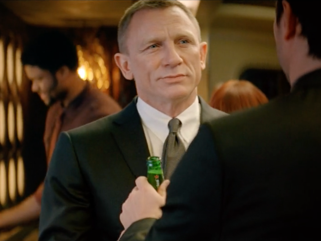 "Heineken ""Skyfall - James Bond 007"""