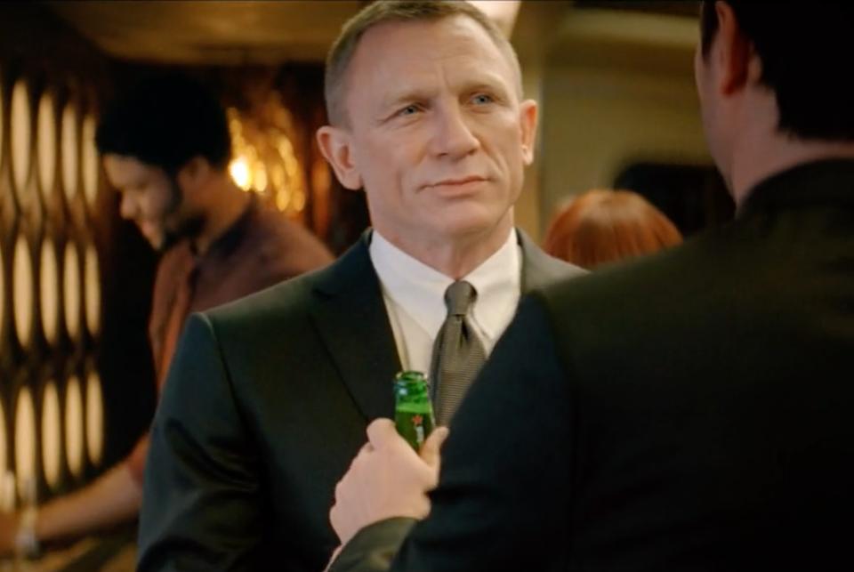 "Heineken ""Skyfall - James Bond 007"" -"