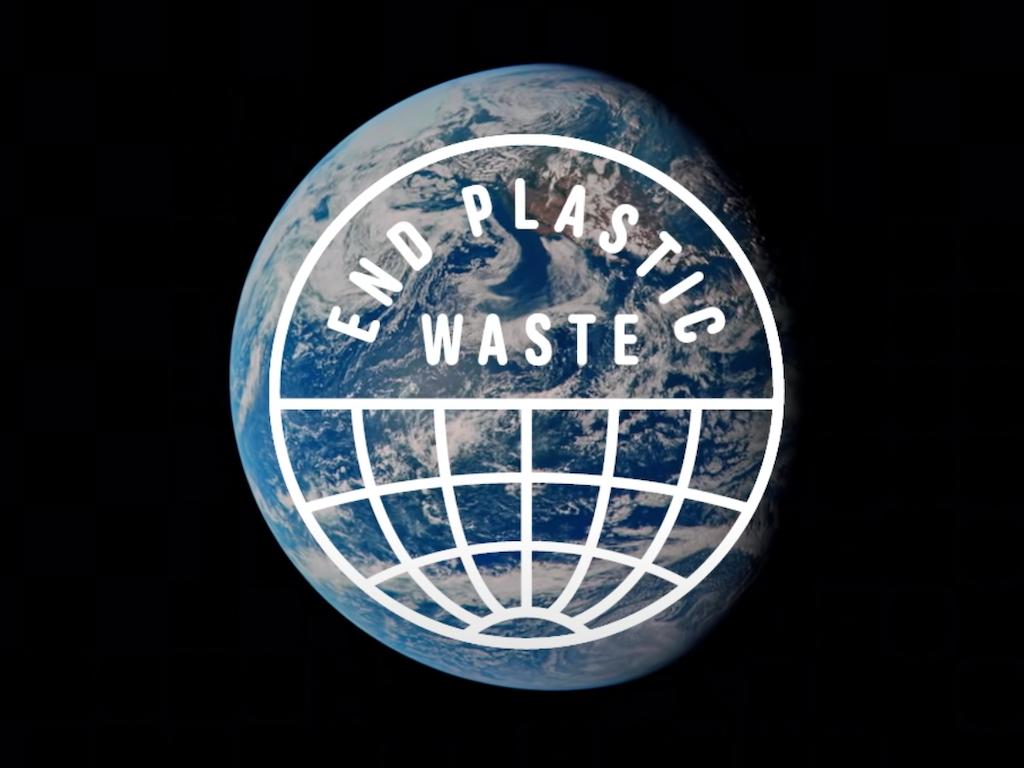 "adidas ""End Plastic Waste"""