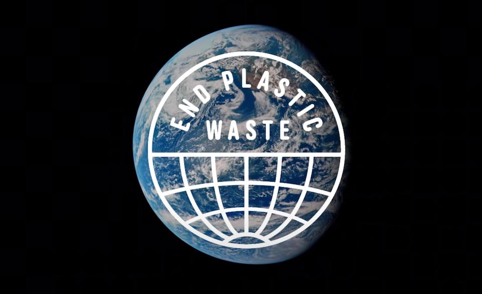 "adidas ""End Plastic Waste"" -"