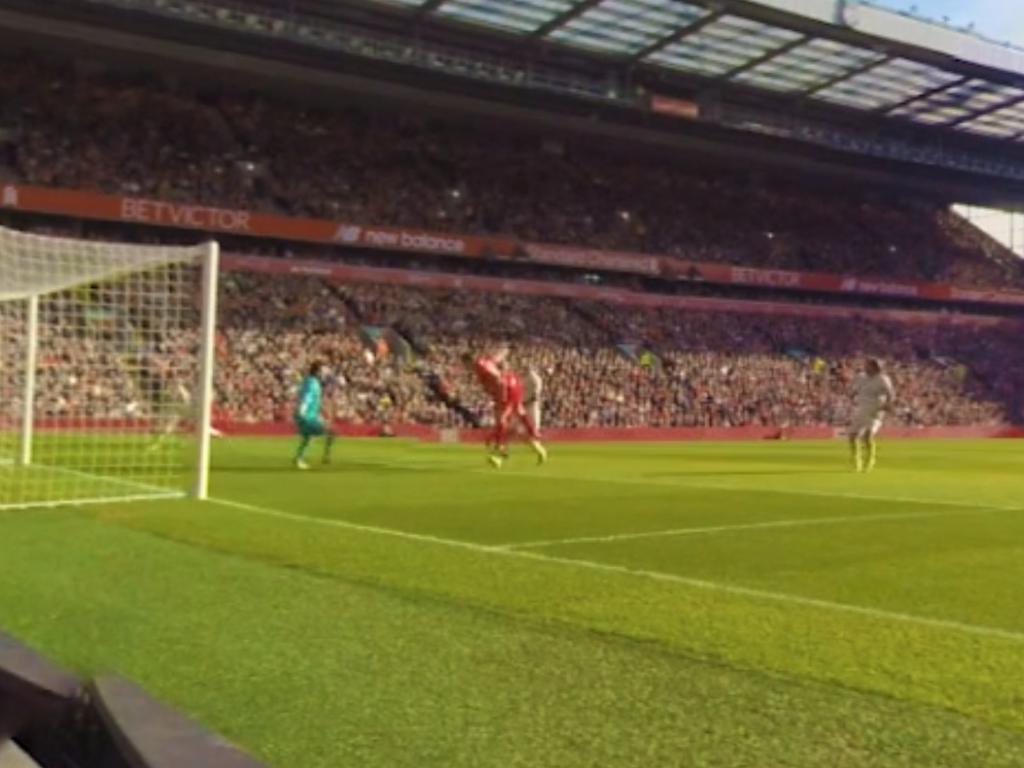 Liverpool FC vs Real Madrid Legends 360