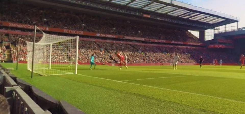 Liverpool FC vs Real Madrid Legends 360 -