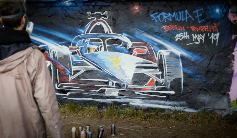 """Formula E """"Why I race - Berlin"""" -"""