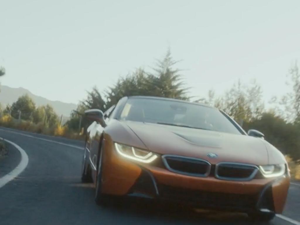 """Harman Kardon / BMWi8 """"da Costa in Portugal"""""""