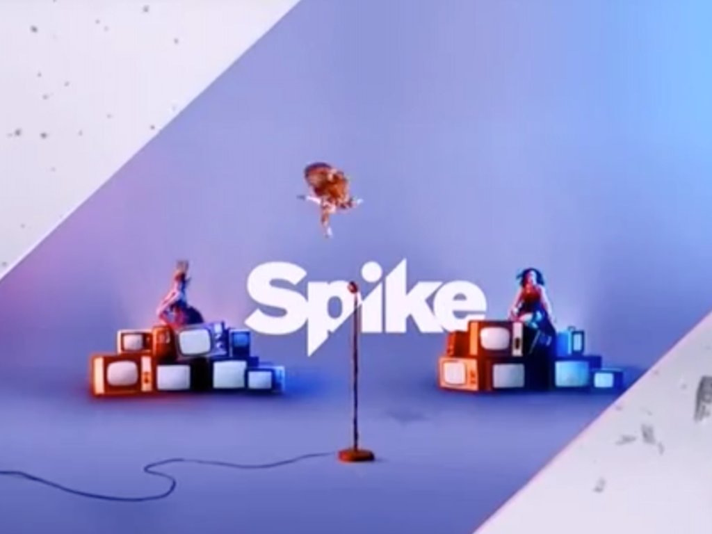 MTV Spike - Idents