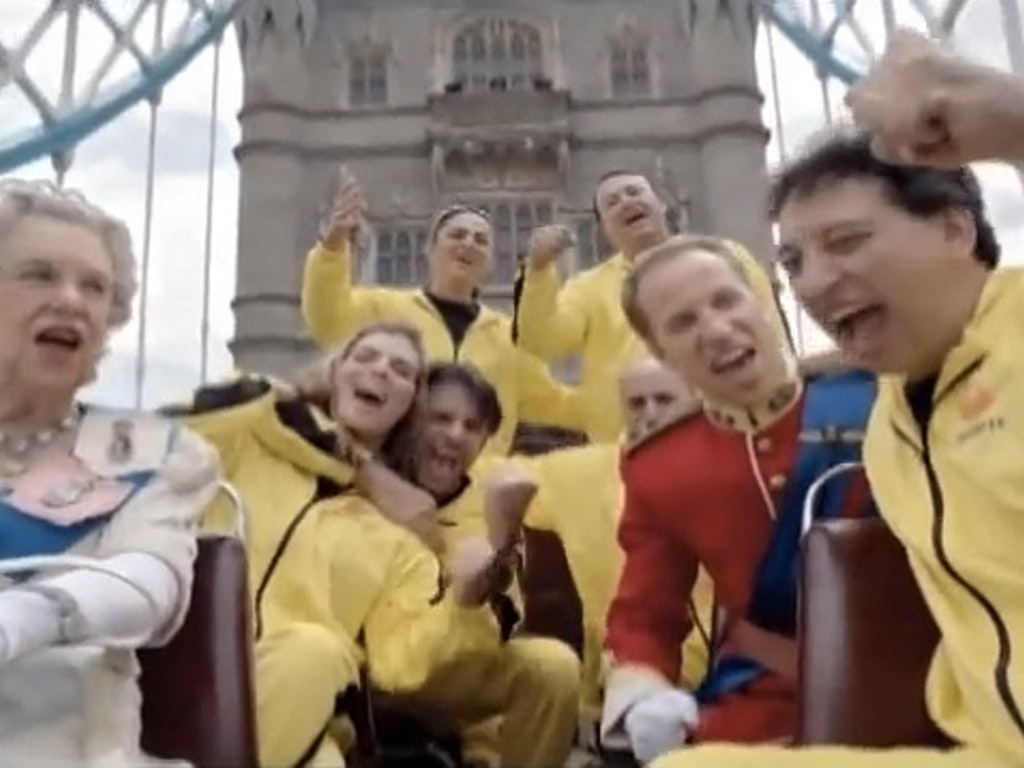 "Televisa ""London Olympics 2012"""