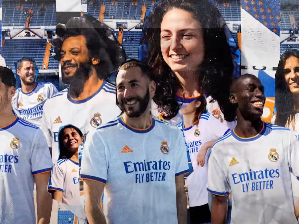 "ADIDAS ""REAL MADRID - HOME KIT 2022"""