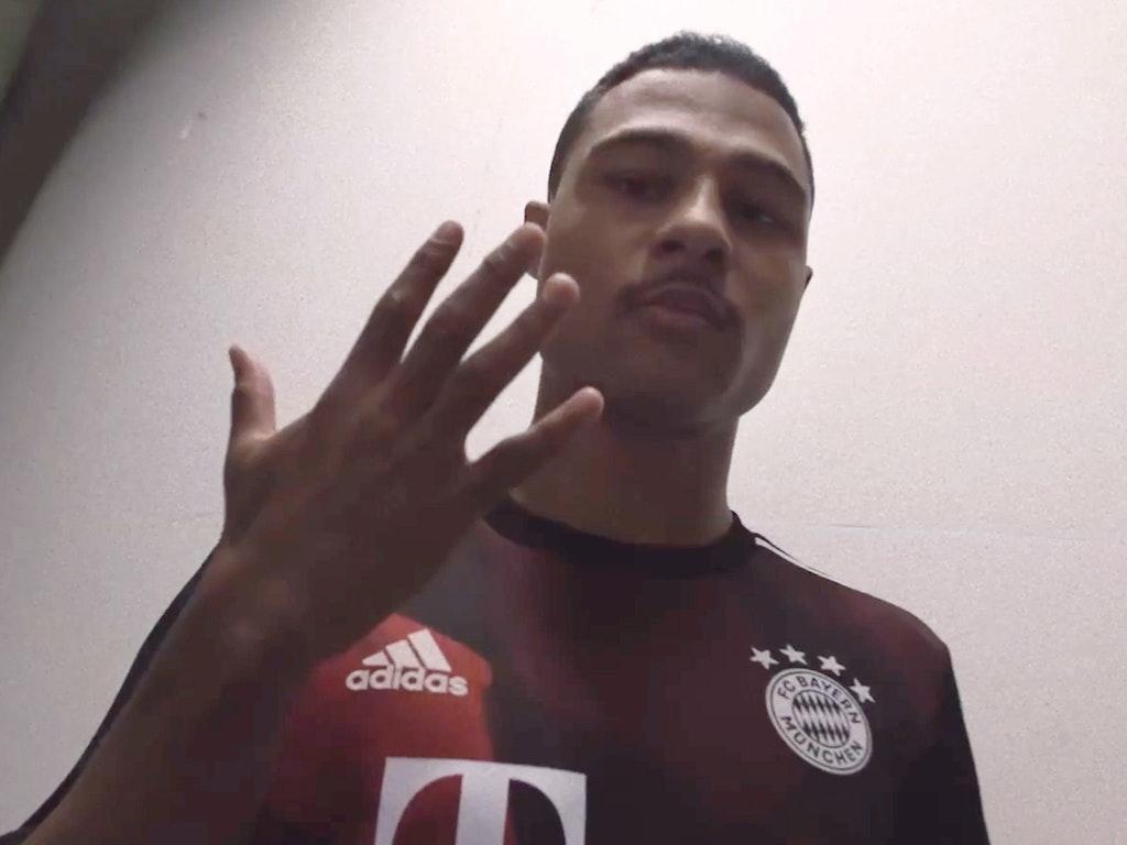 """adidas """"Bayern Munich - Third kit 2021"""""""