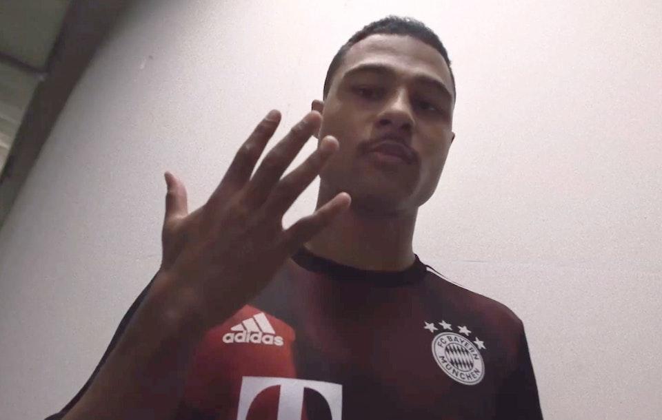 """adidas Bayern Munich                 """"Third kit 2021"""" -"""