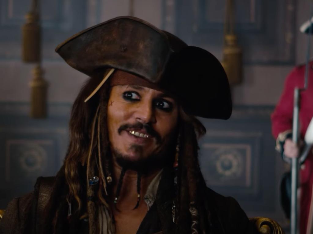 Pirates of the Caribbean: On Strange Tides