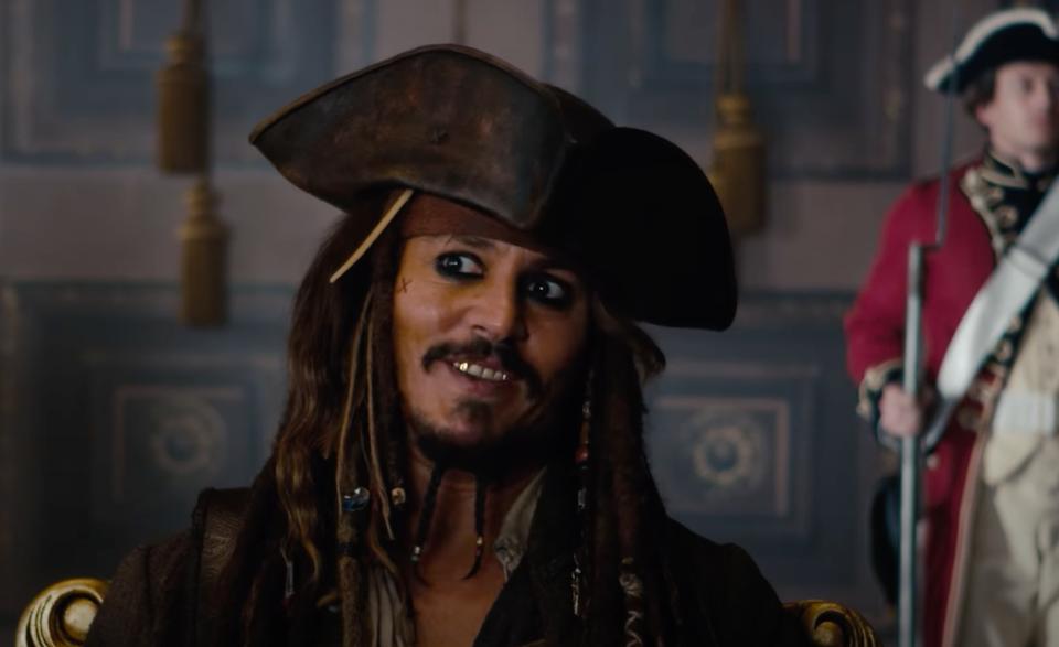 Pirates of the Caribbean: On Strange Tides -