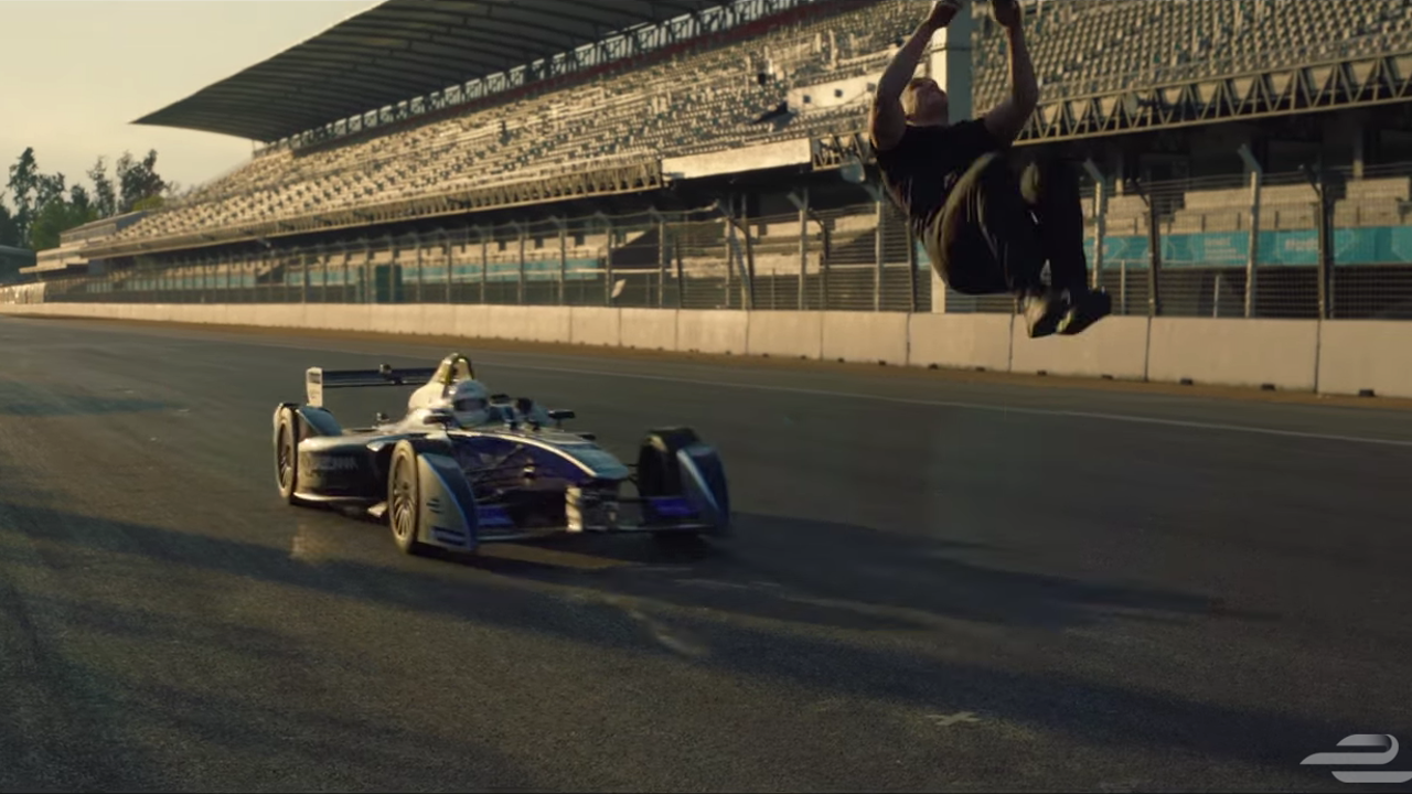 "Formula E ""Leap of Faith"""