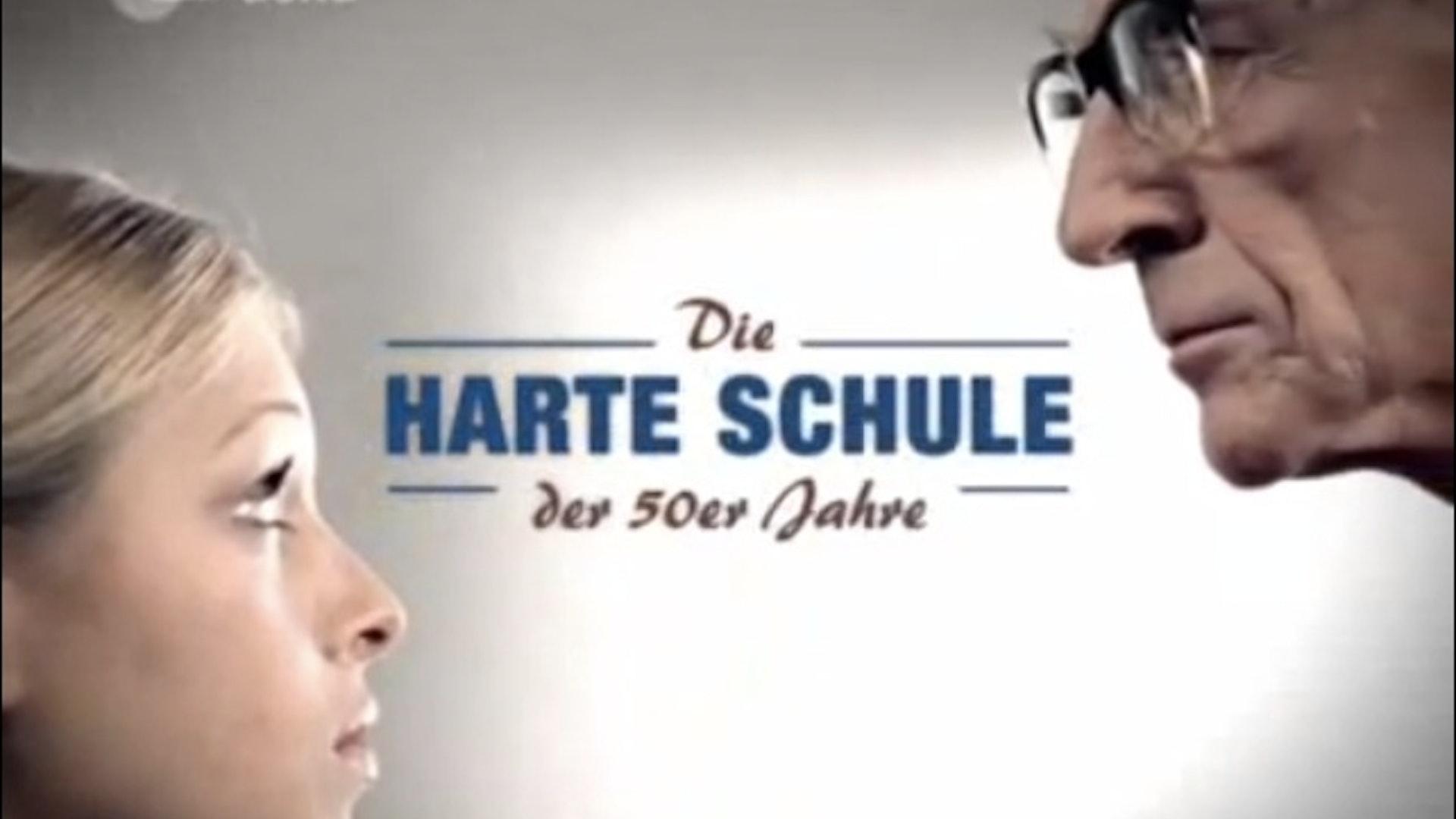 """Documentary """"Die harte Schule der 50er Jahre"""" (Germany)"""
