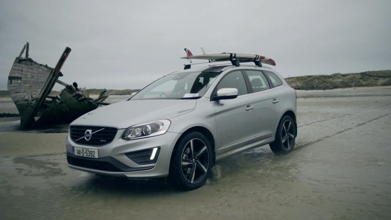 Volvo - Al Mennie : Big Wave Surfer