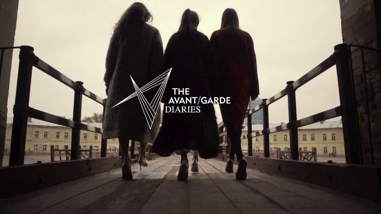 Avant Garde Diaries - 'Pushing Boundaries' Daria Shapovalova