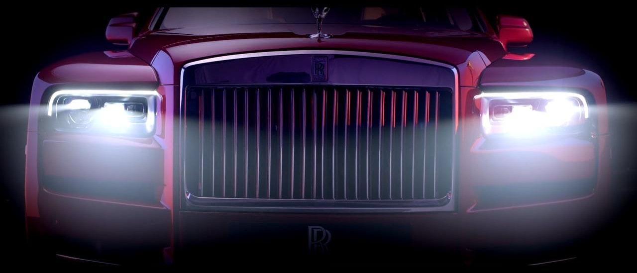 Rolls Royce - Cullinan