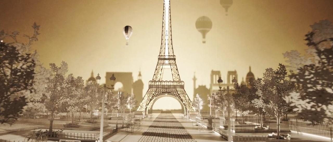 Courvoisier - Toast of Paris