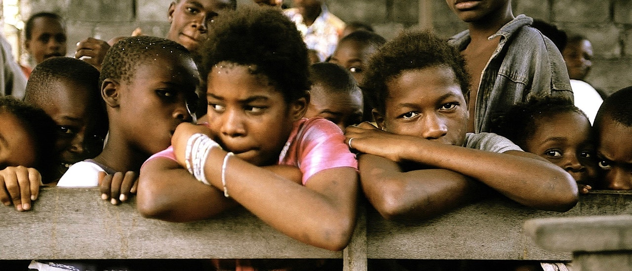 Forgotten Children of Congo