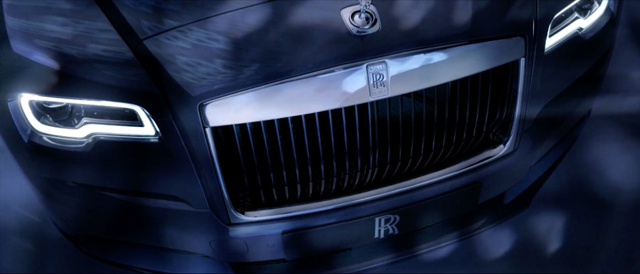 Rolls Royce Black Badge - Cullinan
