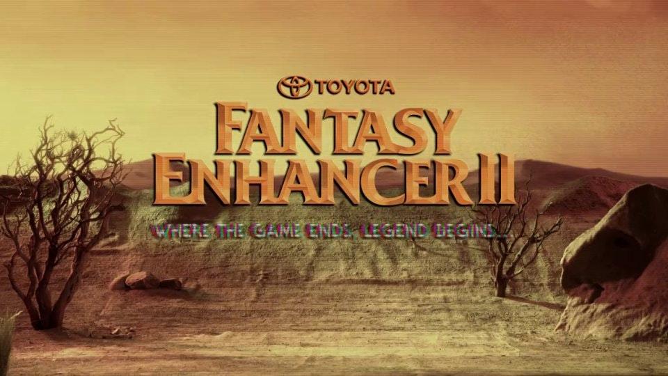 Toyota - Fantasy Enhancer