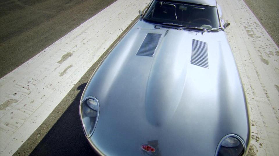 Top Gear Jaguar F-Type vs. Eagle