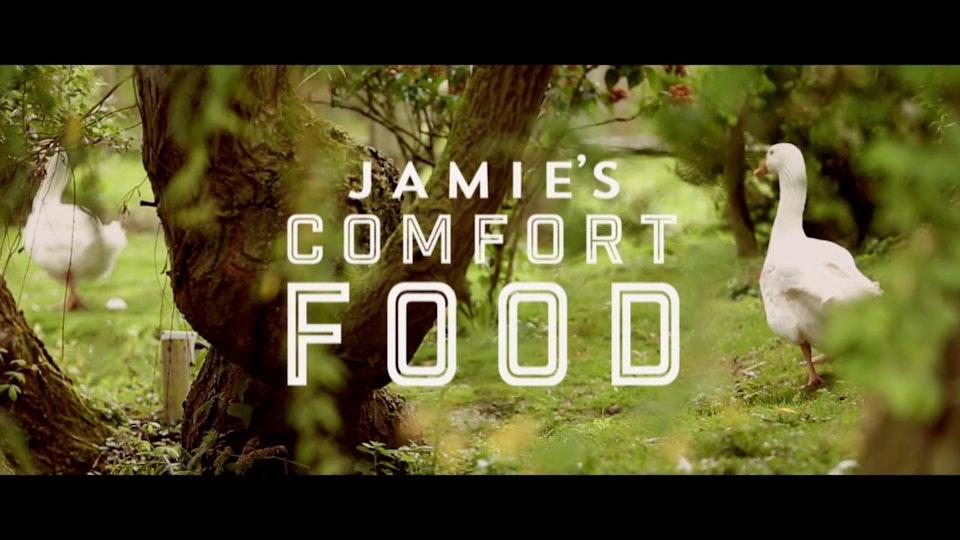 Jamie's Comfort Food trailer