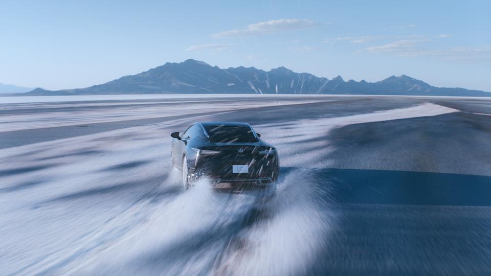 Lexus LC / The Brain