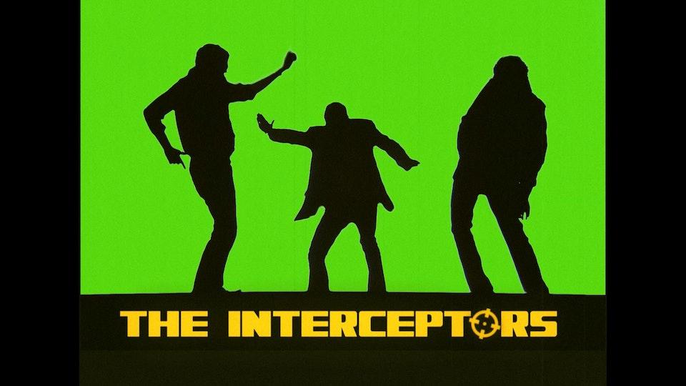 Top Gear 'Interceptors'