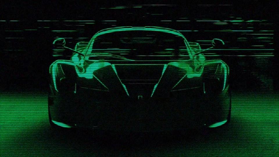 Top Gear La Ferrari