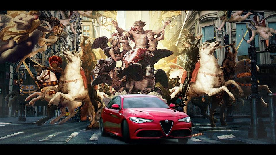 Alpha Romeo 'Art Chase'