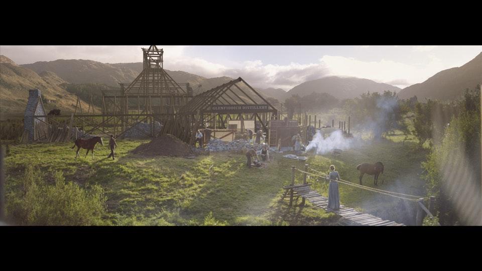 Glenfiddich 'Magnificent Ten' - DMP