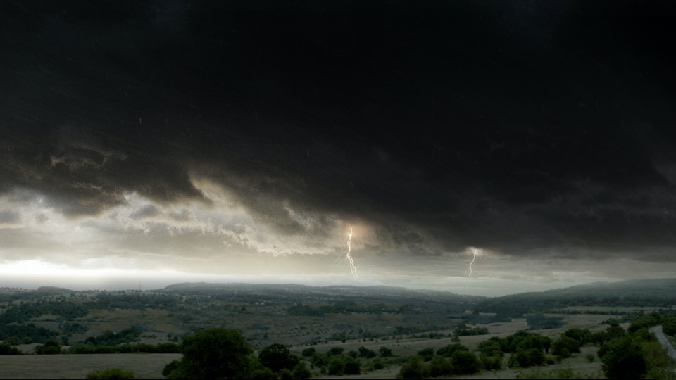 Perfect Storm Concept - Concept