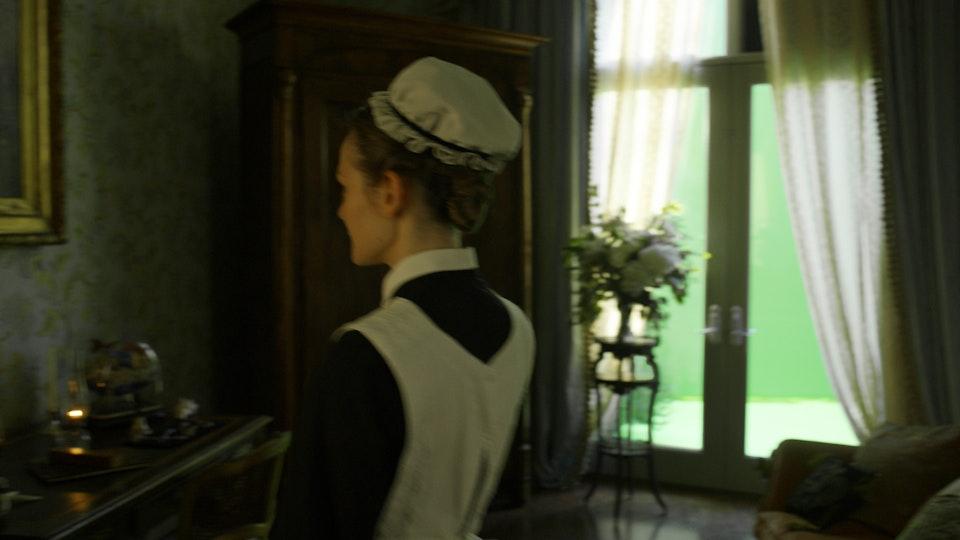 Woman Walks Ahead - Plate