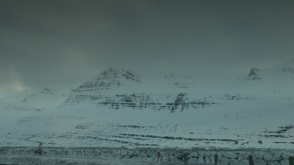 FORTITUDE SEASON 2 - Digital Matte Painting 04 Lola Post Production