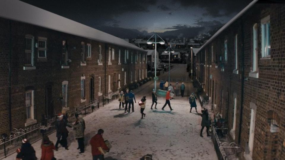 Morrisons 'Christmas'