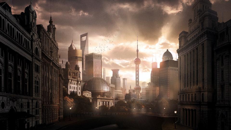Burberry 'London in Shanghai'