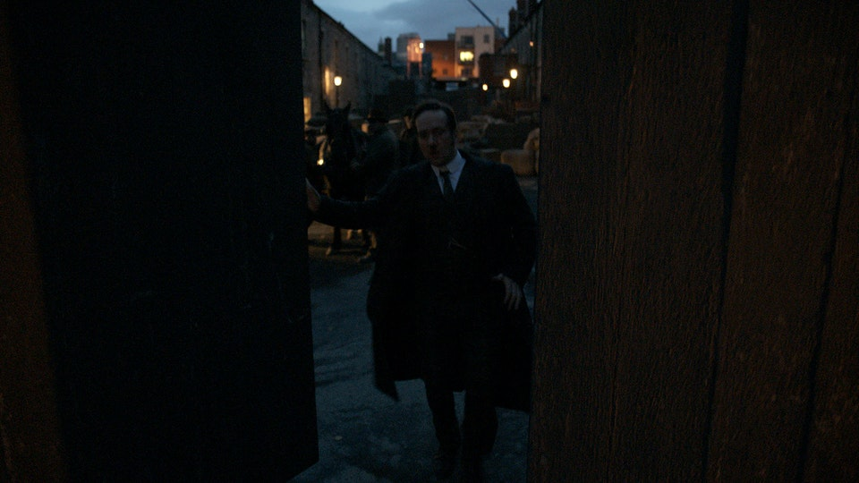 Ripper Street Series 4 & 5 - Plate  Lola Post Production