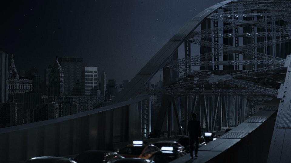 Citizen - Digital Matte Painting 01